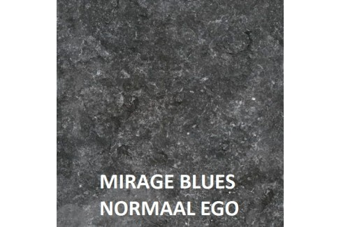 Mirage blues normaal