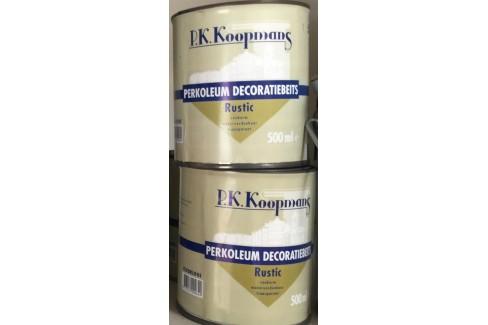Decoratiebeits Perkoleum P.K Koopmans 500 ML