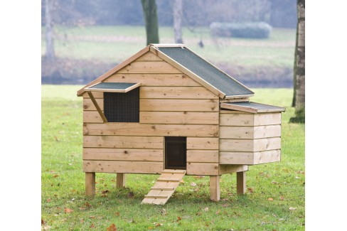 Kippen verblijf Lakenvelder