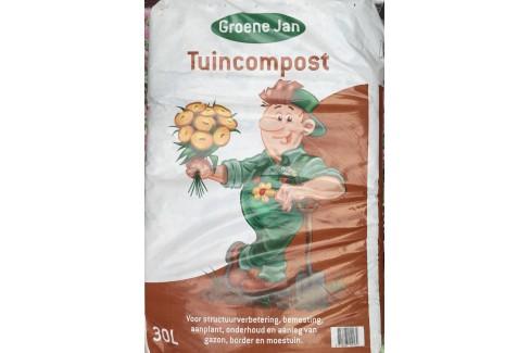 Groene Jan Compost 30 L